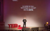 """Michel Goya : """"un soldat augmenté, c'est quelqu'un qui maîtrise l'emballement de son cœur"""""""