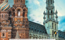 ROMAN : Le fabuleux destin de Marie Bruckman, de Bruxelles à Saint-Petersbourg