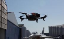 Ce drone guerrier peut traquer l'ennemi à l'intérieur d'un bâtiment