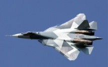 L'Armée russe reçoit son premier chasseur Sukhoï Su-57
