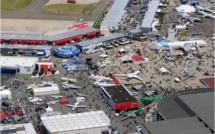 Salon International de l'Aéronautique et de l'Espace, Parc des expositions du Bourget du 17 au 23 juin 2013