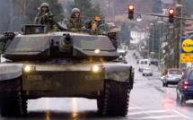 Le dernier tank américain a quitté l'Europe