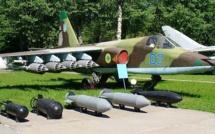 Des SU-25 pour le Niger