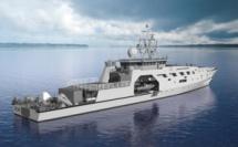 L'Outre-mer à l'honneur avec les futurs patrouilleurs de la Marine nationale